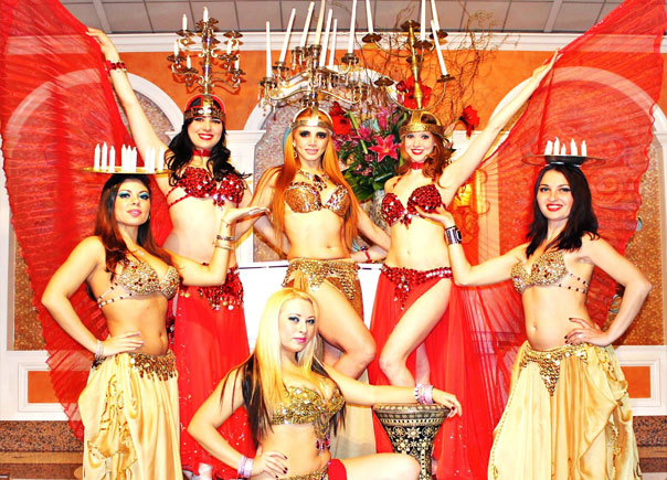 arabic dancers for hire:new york