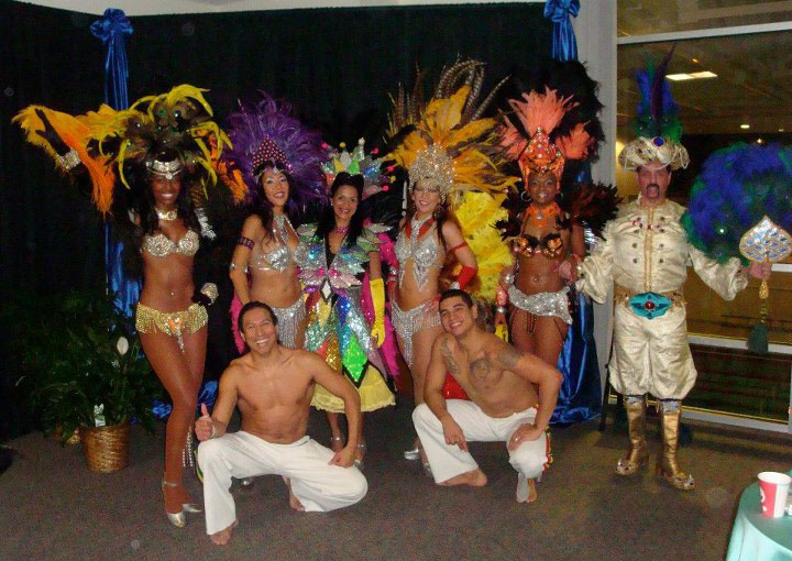 latin samba dancers new york