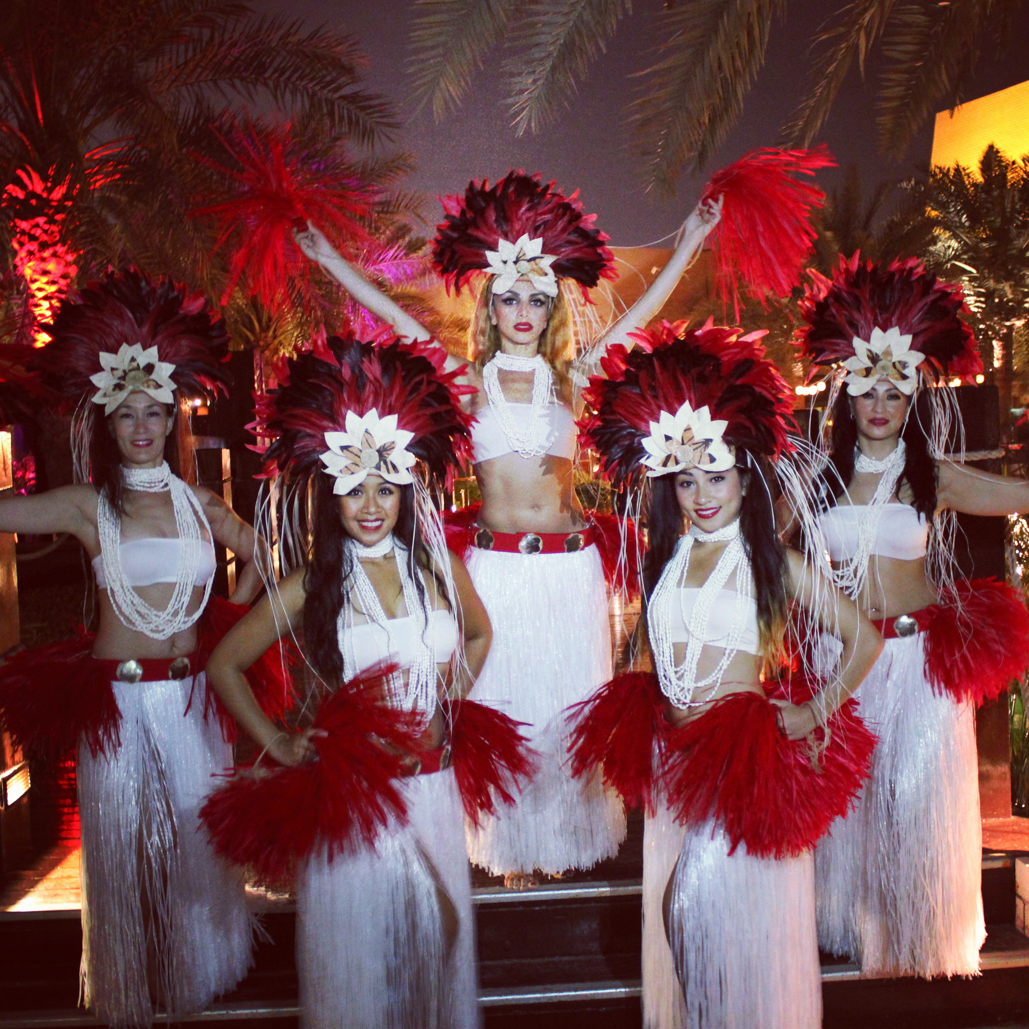 polynesian dancers hire nyc