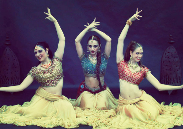 bollywood group dance show:nyc