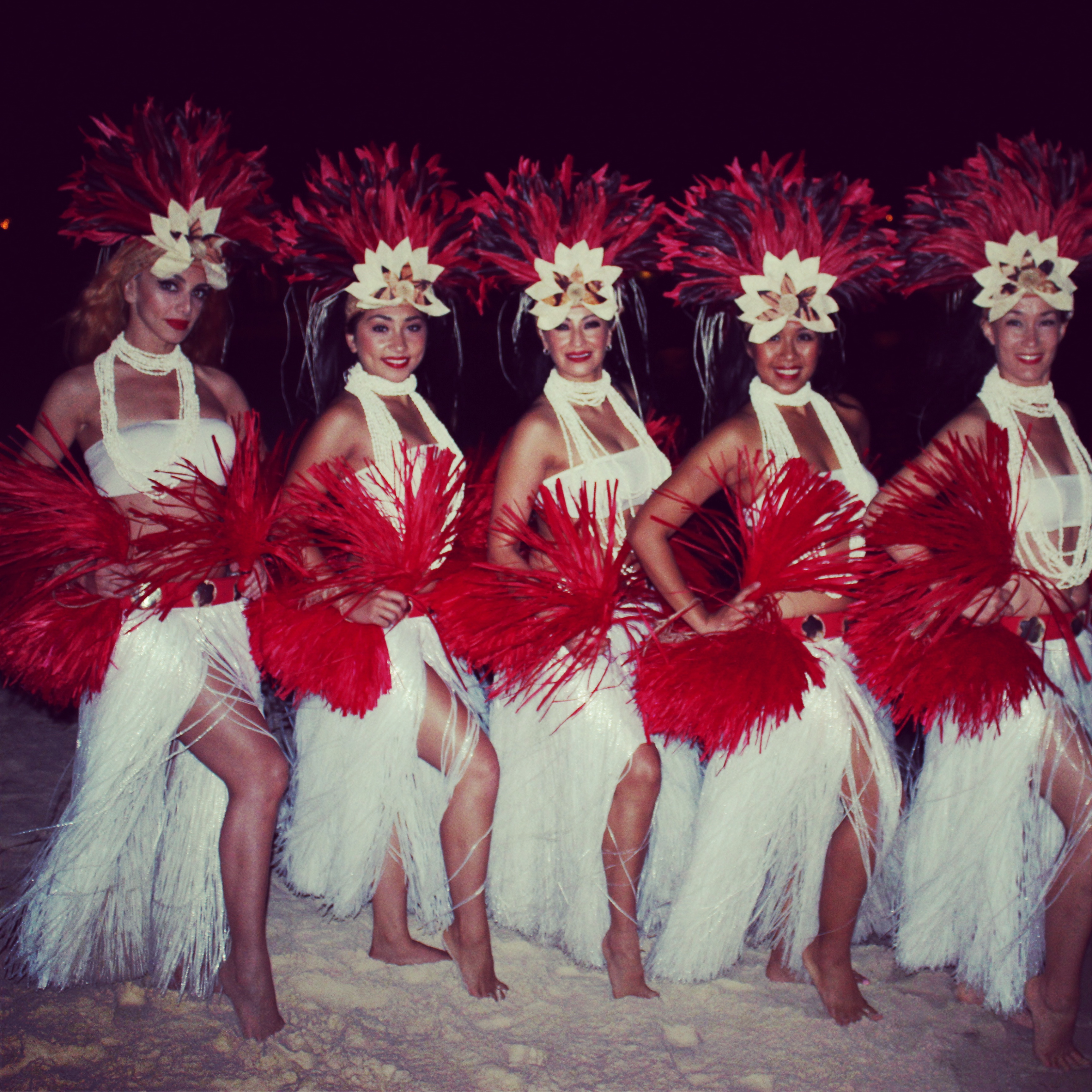 tahiti dancer nyc